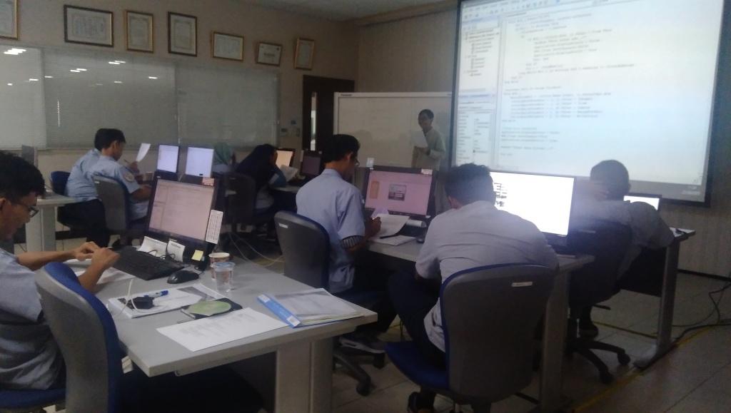 Kursus VBA Excel Macro Bekasi